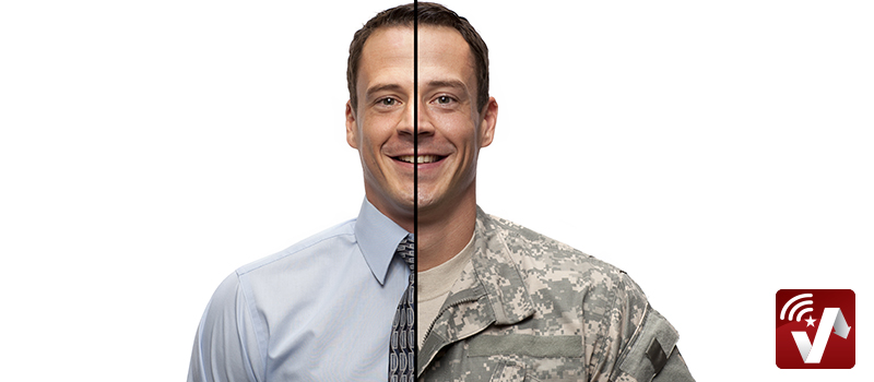 transition from military to civilian