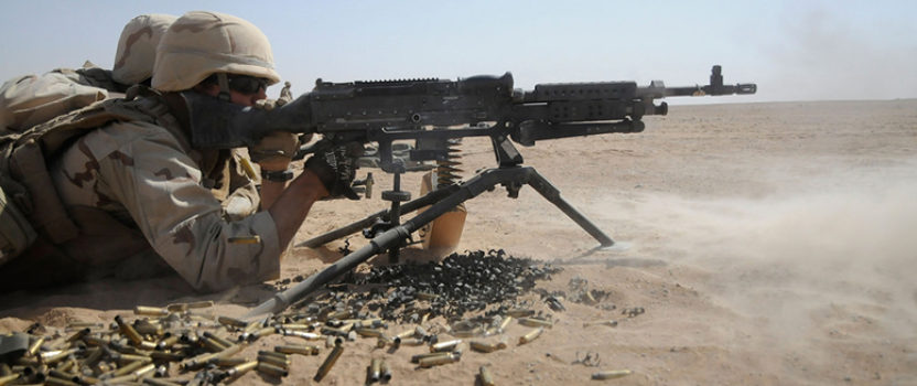 The M240 Is an Infantryman's Most Dependable Weapon